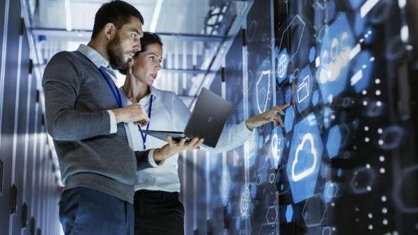 Veri Merkezi - Data Center - Skynet Yazılım 0850 259 1 333