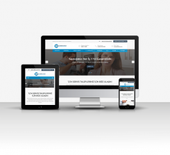 Teknik Servis Hazır Web Site 001